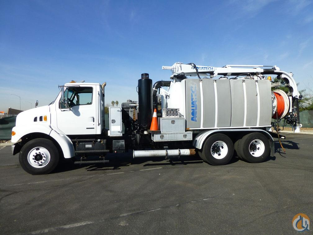 2002 STERLING L7500 AQUATECH B-10 VACUUM TRUCK Vacuum Truck  Trailers STERLING L7500 Big Truck amp Equipment Sales LLC 18950 on CraneNetwork.com